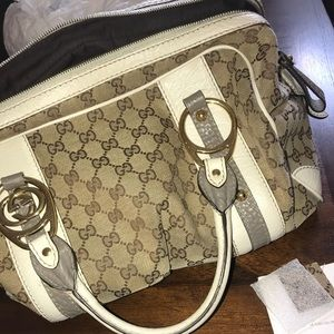 Authentic GUCCI Bag !